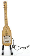 Musical Instruments:Lap Steel Guitars, 1940's National Natural Lap Steel Guitar....