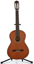 Musical Instruments:Acoustic Guitars, 1978 Alvarez by Yairi CY130 Natural Acoustic Electric Guitar, Serial Number #24205....