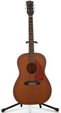 Musical Instruments:Acoustic Guitars, 1965 Gibson LG-0 Mahogany Acoustic Guitar, Serial Number #267944....