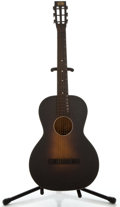 Musical Instruments:Acoustic Guitars, 1930's Oahu Model: Project Sunburst Acoustic Guitar, Serial Number#None....