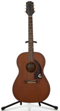 Musical Instruments:Acoustic Guitars, 1961 Epiphone Caballero Mahogany Acoustic Guitar, Serial Number#41233....