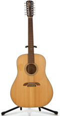 Musical Instruments:Acoustic Guitars, Alvarez by Yairi DY-4012 Natural 12 String Acoustic Guitar, Serial Number #60799....