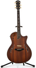 Musical Instruments:Electric Guitars, 2005 Taylor T5 Koa Semi-Hollow Body Electric Guitar, Serial Number#20051111511....