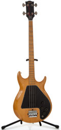 Musical Instruments:Bass Guitars, 1976 Gibson Ripper Natural Electric Bass Guitar, . Serial Number #00157683....