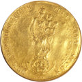 German States:Hamburg, German States: Hamburg. Free City gold 10 Ducats (Portugaloser) ND (1675-92),...