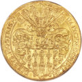 German States:Hamburg, German States: Hamburg. Free City Medallic gold 10 Ducats ND (1606-20),...
