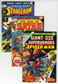 Bronze Age (1970-1979):Miscellaneous, Comic Books - Assorted Bronze Age Comics Group (Various, 1970s)Condition: Average VG+.... (Total: 21 Comic Books)