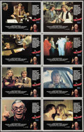 "Movie Posters:Comedy, Oh, God! (Warner Brothers, 1977). Lobby Card Set of 8 (11"" X 14""). Comedy.. ... (Total: 8 Items)"