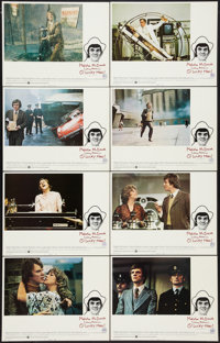 """O Lucky Man! (Warner Brothers, 1973). Lobby Card Set of 8 (11"""" X 14""""). Drama. ... (Total: 8 Items)"""