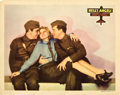 """Movie Posters:War, Hell's Angels (United Artists, 1930). Lobby Card (11"""" X 14"""").. ..."""