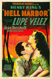 "Hell Harbor (United Artists, 1930). One Sheet (27"" X 41"")"