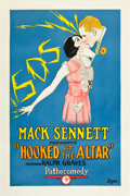 """Movie Posters:Comedy, Hooked at the Altar (Pathé, 1926). One Sheet (27"""" X 41"""").. ..."""