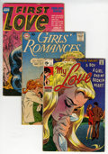 Silver Age (1956-1969):Romance, Comic Books - Assorted Silver and Bronze Age Romance Comics Group(Various, 1960s-'70s) Condition: Average GD/VG.... (Total: 84 ComicBooks)