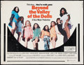 "Movie Posters:Sexploitation, Beyond the Valley of the Dolls (20th Century Fox, 1970). Half Sheet(22"" X 28""). Sexploitation.. ..."