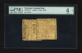 Colonial Notes:Maryland, Maryland March 1, 1770 $2/9 PMG Good 4 Net.. ...