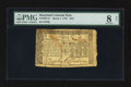 Colonial Notes:Maryland, Maryland March 1, 1770 $2/3 PMG Very Good 8 Net.. ...