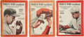 "Baseball Collectibles:Publications, 1930-32 ""Who's Who in Baseball"" Books Lot of 3...."