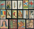 Non-Sport Cards:Lots, 1910's-1930's Multi-Theme Non-Sports Collection (398)....