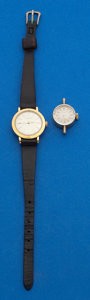 Timepieces:Wristwatch, Two Ladies Movado Manual Wind Wristwatches Runners. ...