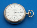 Timepieces:Pocket (pre 1900) , Hamilton F.J. Hooper Special Cripple Creek, Colo. Inspectors Watch....