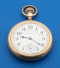 Timepieces:Pocket (post 1900), South Bend 21 Jewel Grade 227. ...