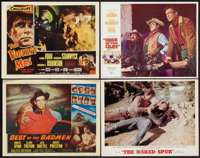 "Best of the Badmen and Others Lot (RKO, 1950). Lobby Cards (4) (11"" X 14""). Western. ... (Total: 4 Items)"
