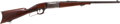Long Guns:Lever Action, Savage Model 1899 Lever Action Rifle....