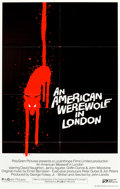 "Movie Posters:Horror, An American Werewolf in London (Universal, 1981). International OneSheet (25"" X 40"").. ..."
