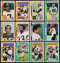 Football Cards:Sets, 1978 Topps Football Complete Set (528)....