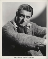 """Cary Grant (Paramount, 1934-1936). Publicity Photos (5) (8"""" X 10""""). ... (Total: 5 Items)"""