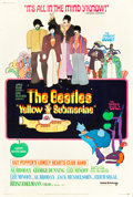 "Movie Posters:Animation, Yellow Submarine (United Artists, 1968). Poster (40"" X 60"").. ..."