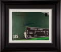 Baseball Collectibles:Photos, Ted Williams Signed Lithograph. ...