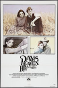 "Movie Posters:Drama, Days of Heaven & Other Lot (Paramount, 1978). One Sheets (2)(27"" X 41""). Drama.. ... (Total: 2 Items)"