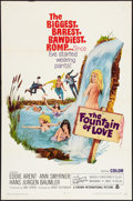 "Movie Posters:Sexploitation, The Fountain of Love and Other Lot (Crown International, 1968). OneSheets (2) (27"" X 41""). Sexploitation.. ... (Total: 2 Items)"