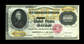Fr. 1225 $10000 1900 Gold Certificate Choice New. This note was not intended for circulation but was used within the Fed...