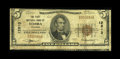 Eudora, AR - $5 1929 Ty. 1 The First NB Ch. # 12813 Although this bank received its charter in 1925, it chose to issue...