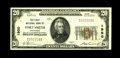 National Bank Notes:Arkansas, Fort Smith, AR - $20 1929 Ty. 1 The First NB Ch. # 1950. A high grade example which is very close to the full uncirculat...