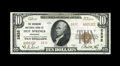 National Bank Notes:Arkansas, Hot Springs, AR - $10 1929 Ty. 2 The Arkansas NB Ch. # 2832. This new to the census About Uncirculated example also ...