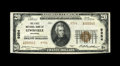 Lewisville, AR - $20 1929 Ty. 2 The First NB Ch. # 9354 Another seldom seen town, with the last auction appearance of a...