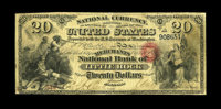 Little Rock, AR - $20 Original Fr. 427 The Merchants NB Ch. # 1648 This is one of the crown jewels of this Arkansas co...