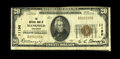 Mansfield, AR - $20 1929 Ty. 1 The NB of Mansfield Ch. # 11196 As we noted above, this was considerably the smaller and...