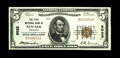 Newark, AR - $5 1929 Ty. 1 The First NB Ch. # 9022 A scarce and lovely serial number 1 example from a sheet which was c...