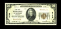 National Bank Notes:Arkansas, Newport, AR - $20 1929 Ty. 1 The First NB Ch. # 6758. This is somewhat of a hoard note in large size, where high grade p...