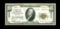 Paragould, AR - $10 1929 Ty. 2 NB of Commerce Ch. # 10004 A lovely example which is both new to the census and the nice...