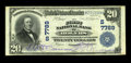 Rogers, AR - $20 1902 Plain Back Fr. 650 The First NB Ch. # (S)7789 This is one of the more available (although hardly...