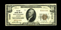 National Bank Notes:Arkansas, Stuttgart, AR - $10 1929 Ty. 1 The First NB Ch. # 10459. This is an attractive note we really like. It comes from the on...
