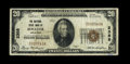 National Bank Notes:Colorado, Boulder, CO - $20 1929 Ty. 1 The National State Bank Ch. # 2355.This example from this popular locale carries replaceme...