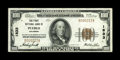 National Bank Notes:Colorado, Pueblo, CO - $100 1929 Ty. 1 The First NB Ch. # 1833. Though ahandful of $100's are known on this institution, all but ...