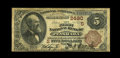Pensacola, FL - $5 1882 Brown Back Fr. 477 The First NB Ch. # (S)2490 A very rare note from this or any other Florida b...