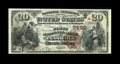 Pensacola, FL - $20 1882 Brown Back Fr. 504 The First NB Ch. # (S)2490 This Extremely Fine+ $20 gives the impressio